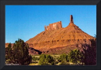 Moab Utah Red Butte
