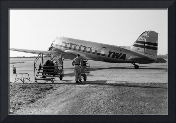 TWA at Quincy Airport