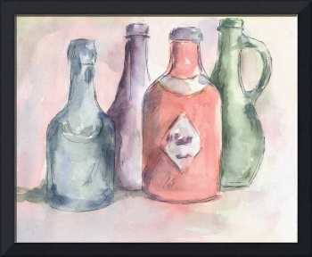 Bottle Quartet