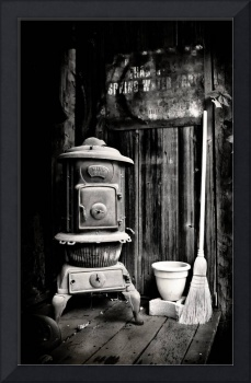 Porch Stove