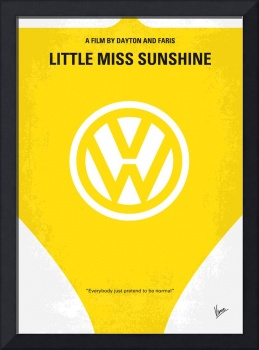 No103 My Little Miss Sunshine movie poster
