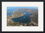 Ryder's Cove Aerial Photo - Chatham, MA by Christopher Seufert