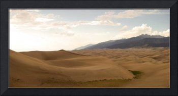 Great Sand Dunes of Colorado