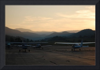 Closing Time at Franklin Aviation II