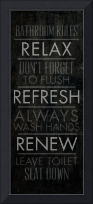 Relax-Refresh-Renew