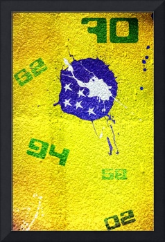 Brazil (World Cup Poster)