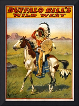 BB Wild West - Large Format