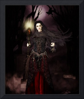 Dark Goddess Hecate