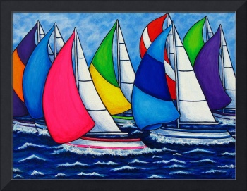 Colorful Regatta