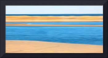 Cape Cod: Outer Beach Panorama