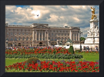 Postcard from the Queen