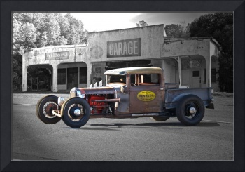 Rat Rod 'Rats Nest' Garage II