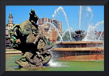 City of Fountains