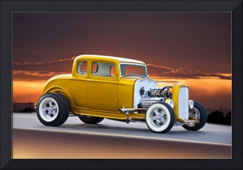 1932 Ford Five Window Coupe II