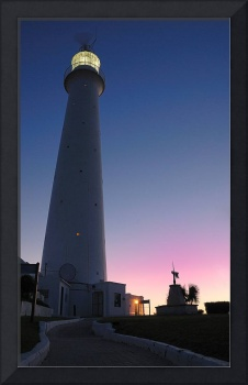 Gibbs Hill Lighthouse Sunset