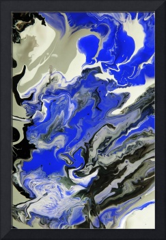 The Rivers Of Babylon Fragment 1.  Abstract Fluid