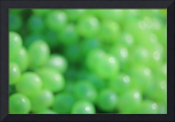Green Grapes as Abstraction