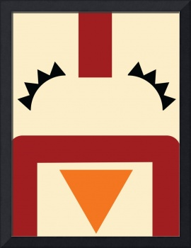Minimalist Muppets - Camilla the Chicken