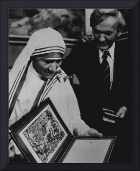 Mother Teresa gets award
