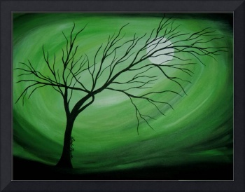 Green Night II
