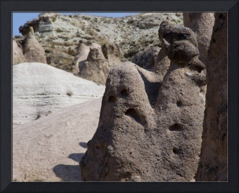 Ghost Stone - Devrent Valley, Cappadocia - Turkey