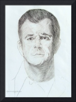 Mel Gibson.Actor. Movie:Signs.