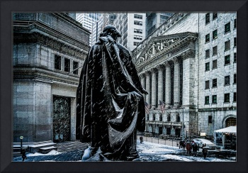 Cold Day On Wall Street