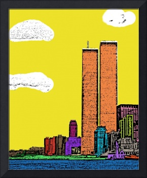 Twin Towers Tribute