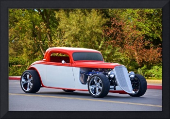 1933 Ford Coupe II