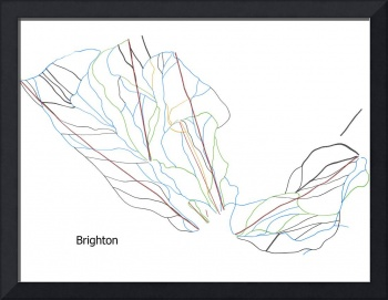 Brighton Trail Map