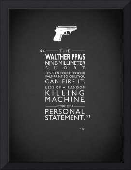 Skyfall - The Walther PPK