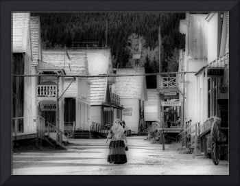 Barkerville Ghost Town