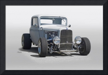 1932 Ford 'Primer Coat' Coupe I