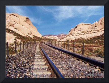Cajon Rails - California