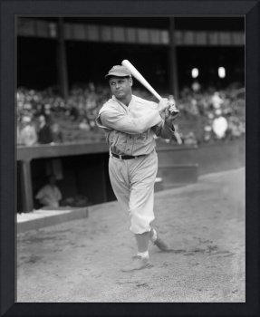 Jimmie Foxx swings through