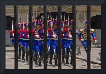 Lima - Changing the Guard 2