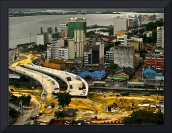 The new bridge Singapore does not favor Malaysia t