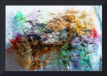 2i Abstract Expressionism Digital Painting