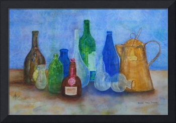 Sunroom Bottles Collection 2007