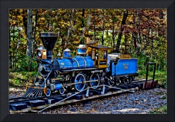 Great Northern Railway Steam Engine