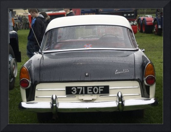 Consul 375 Saloon Car - 1961