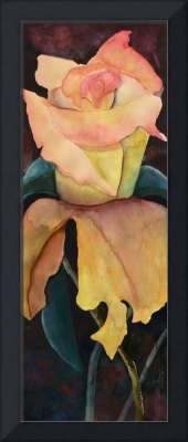 Floral Art Print by Sue Coomer
