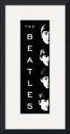 Beatles Verticle 2 by David Caldevilla