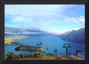 Queenstown Rainbow