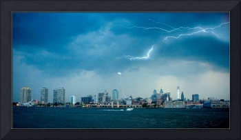 Philadelphia Storm - Lightning in PA- 2009