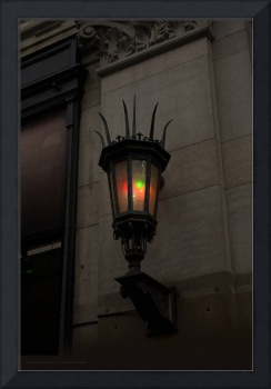 New York City Gothic Lantern