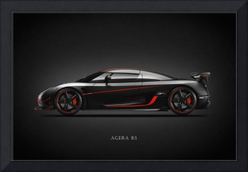 The Agera RS