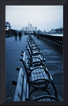 East River Bench - NYC