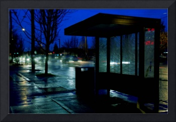 Bus Stop In Sodo