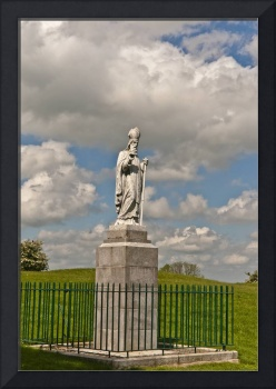 Saint Patrick on the Hill of Tara